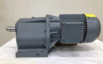 Bauer Getriebemotor G12-10/Dk84-200 L
